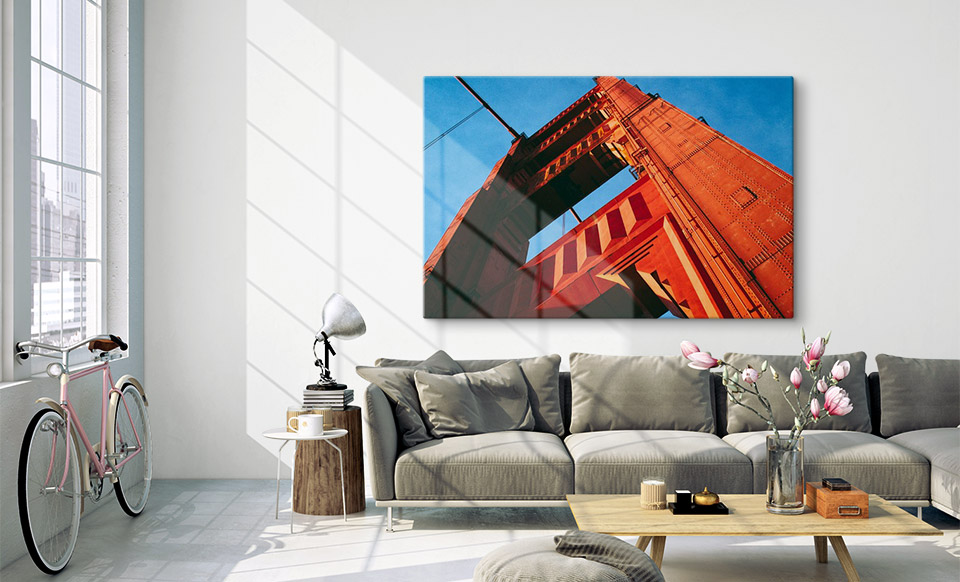 acrylic prints from photos appartment