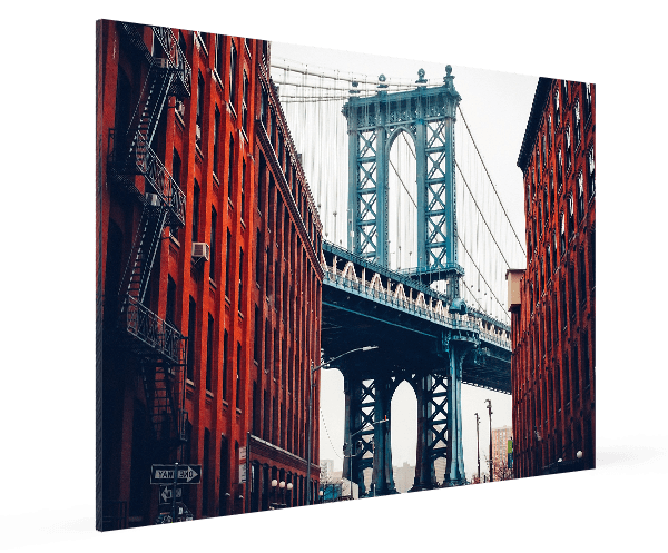 large acrylic photo print standard 3d
