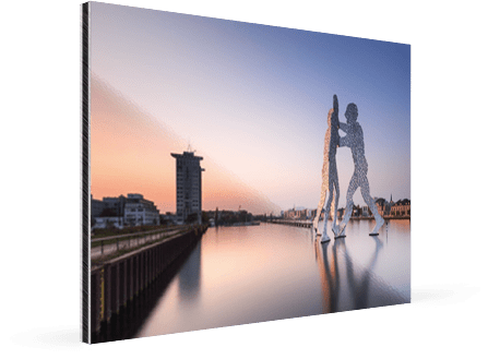 large metal prints product