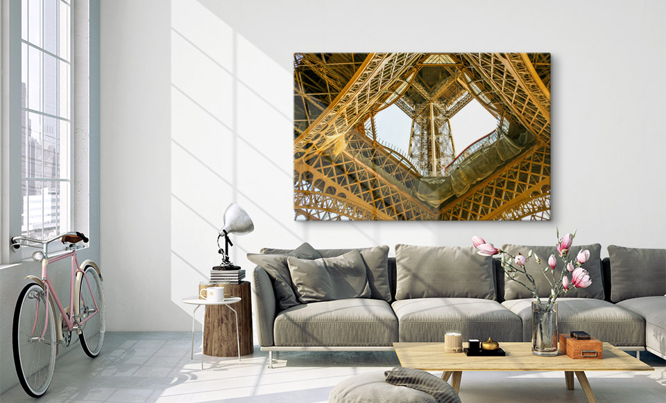 metal prints appartment